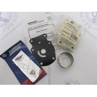 0394415 394415 OMC Evinrude Johnson 20-35 HP Chrome Pump Kit NLA
