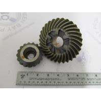 0395482 395482 OMC Evinrude Johnson 275-300 HP Gear & Pinion Set