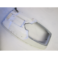 397382 White Evinrude Johnson Lower Motor Cover Outboard Bottom Cowl