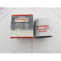 3R0076150M Marine Oil Filter for Tohatsu 4-Stroke 9.9-30 HP Outboards