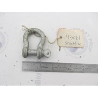 "43061 Seachoice Marine Boat Anchor Shackle 5/16"" Single"