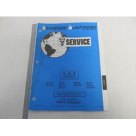 436432 OMC Evinrude Johnson 1994 Outboard 5-8 HP Parts Catalog