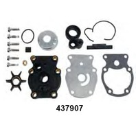0437907 437907 OMC Evinrude Johnson 25-35 HP Outboard Water Pump Kit