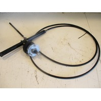 SSC12414 Teleflex Marine Boat 14' Rack & Pinion Steering Cable & Helm