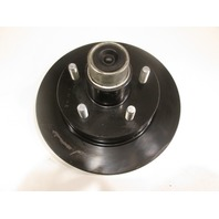 """46245P Tie Down Engineering  10"""" Intergral Hub And Rotor E-Coated 5 stud"""