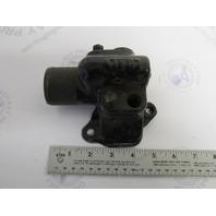47587 60372A1 Water Distribution Block Thermostat Hsg Mercruiser 120-165 3.0L