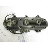 F630518 Force 3 Cyl 85 90 Hp Outboard Cylinder Head & Cover