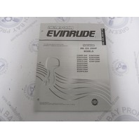 5005130 OMC BRP Evinrude 200-250 HP Outboard Parts Catalog 2002 Final