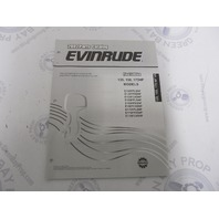5005131 OMC BRP Evinrude 135/150/175 HP Outboard Parts Catalog 2002 Final