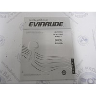 5005133 OMC BRP Evinrude 75-115 HP Outboard Parts Catalog 2002 Final