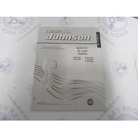 5005134 OMC BRP Johnson 90-115 HP V4 Outboard Parts Catalog 2002 Final