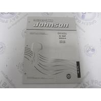 5005136 OMC BRP Johnson 40-50 HP PL Outboard Parts Catalog 2002 Final