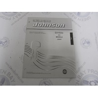5005141 OMC BRP Johnson 3.5 HP Outboard Parts Catalog 2002 Final