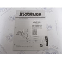 5005312 OMC BRP Evinrude 200-250 HP V6 Outboard Parts Catalog 2003