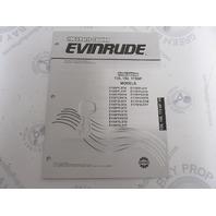 5005313 OMC BRP Evinrude 135/150/175 HP V6 Outboard Parts Catalog 2003