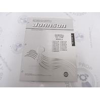 5005317 OMC BRP Johnson 150/175 HP V6 Outboard Parts Catalog 2003