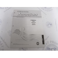 5005322 OMC BRP Johnson 40 HP R Outboard Parts Catalog 2003