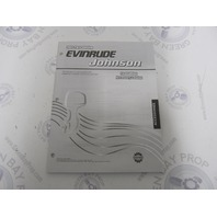 5005341 OMC BRP Evinrude Johnson Outboard Accessory Parts Catalog 2002 Final