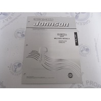 5005632 OMC BRP Johnson 55 HP ML APR Outboard Parts Catalog 2003