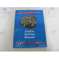 "500594 OMC Cobra Stern Drive Service Manual ""MD"" Engine"