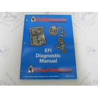 "500597 OMC Cobra Stern Drive Service Manual ""MD"" EFI Diagnostic Ford"