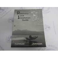 5006079 2004 BRP Evinrude Johnson Outboard Predelivery & Installation Guide