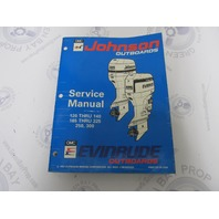 "500612 Johnson Evinrude Outboard Service Manual ""ER"" 120-300 HP 1994"