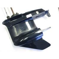 """5008871 5009362 Evinrude E-Tec Outboard 40 50 60 HP 20"""" Lower Unit Gear Case"""