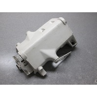 817783A 5 Force Outboard White Swivel Bracket 1975-1994