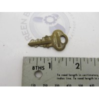 0501521 501521 OMC Ignition Key KF-6 Evinrude Johnson Vintage Outboards