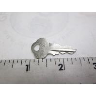 0501580 OMC Evinrude Johnson Ignition Key KF-65