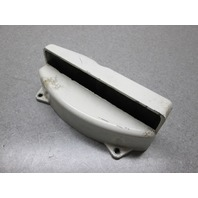 F85779-1 Force 70-125 Hp Outboard Motor Leg White Metal Air Intake Baffle