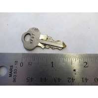 Used 501602 OMC Ignition Key KF-87 for Evinrude Johnson Vintage Outboards