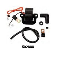 0502888 502888 BRP OMC Ignition Coil Kit Evinrude Johnson 2Cyl