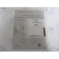 5032939 OMC BRP Johnson 40-50 HP 4-Stroke Outboard Parts Catalog 2002 Final