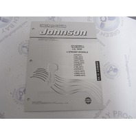 5033318 OMC BRP Johnson 9.9-15 HP 4-Stroke Outboard Parts Catalog 2003