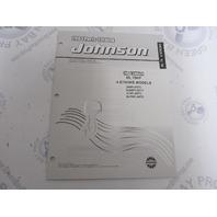 5033320 OMC BRP Johnson 60-70 HP 4-Stroke Outboard Parts Catalog 2003
