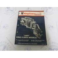 508149 OMC Cobra Stern Drive Service Manual 5.7L 351 454 502 King Cobra AMH