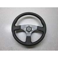 "1990 Bayliner Capri 13.5"" Dino Boat Steering Wheel 3 Spokes"