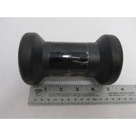 "5203-4P Yates Rubber 5"" Trailer Spool Roller, 1/2"" Shaft"