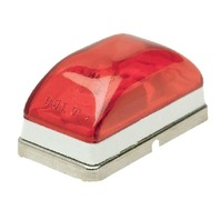 52531 Seachoice Boat Trailer Mini Red Sealed Clearance Side Marker Light