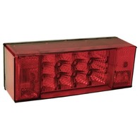 """LED SUBMERSIBLE OVER 80"""" TRAILER TAIL LIGHT -6-Function Tail Lamp, Right 52631"""