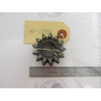 43-53981 Mercury Merc 650 800 65/80 HP Outboard Pinion Gear NLA