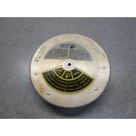 0982303 0985032 OMC Cobra or Stringer 2 Barrel Carburetor Flame Arrestor 0984956