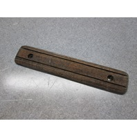 "Teak Wood Step Pad 6 3/4"" by 1 1/4"" for 1988 Stratos 1700 XL"
