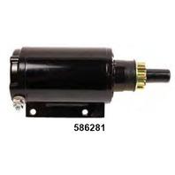 0586281 586281 Johnson Evinrude OMC 40- 70 HP Outboard Starter Motor