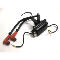 0586854 Dual Ignition Coil Assembly ETec Evinrude Johnson Outboard Freshwater V6
