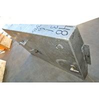 Aluminum Boat Gas Tank 34 Gallon 48 x 31 x 6 Inch