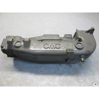 0982490 984054  OMC Cobra Stern Drive 2.5L 3.0L Exhaust Manifold