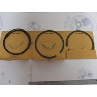 39-67132 Mercruiser GM Stern Drive Standard Piston Ring Set
